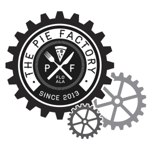 The Pie Factory New York-style pizza in Alabama